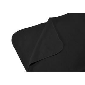 CAMPZ Fleece Blanket black